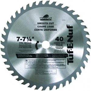 7-1/4″ 40T ATB Fine Finishing Blade