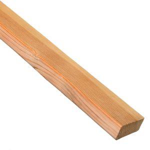 lumber at Kelly Lake