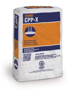 CPP-X Grout