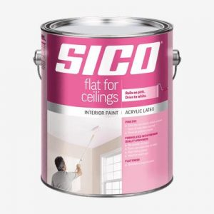Sico Ceiling Paint with Dye