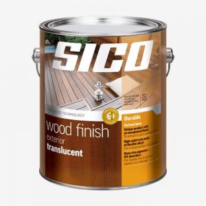 Exterior Wood Stain