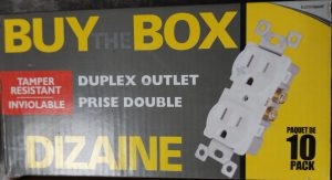 Buy the Box (10 pack) – Duplex Outlet