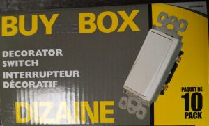 Buy The Box (10 pack) – Decorator Switch