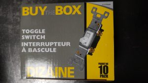 Buy The Box – Toggle Switch (10 pack)