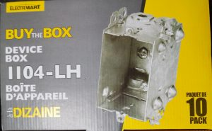 Buy The Box (10 pack) – Device Box LH