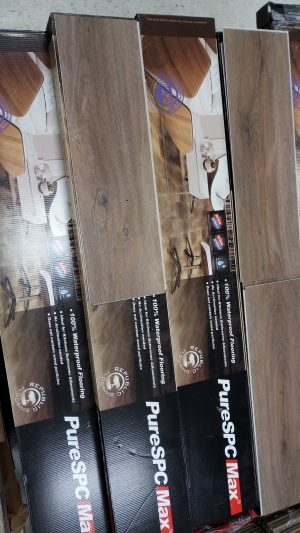 Coffee Berry Laminate Flooring