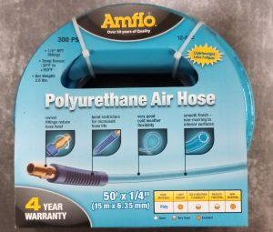 Amflo Air Hose- 1/4″ x 50′