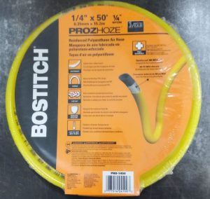 Bostitech Proz Hoze 1/4″x50′