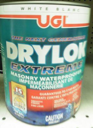 UGL Masonry Water Proofer